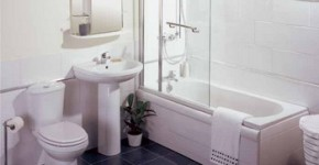 Phòng tắm hiện đại và những lưu ý về phong thủy