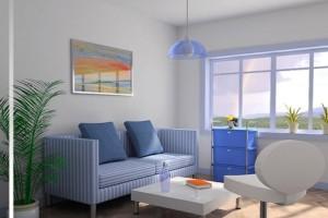 Tìm kiếm vận may bằng cách chọn màu sơn nhà