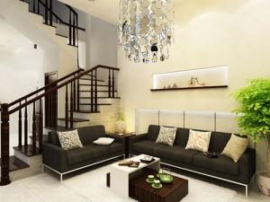 Phong thủy trang trí nội thất phòng khách
