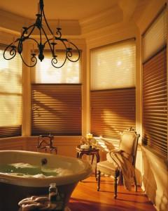 Không nên sử dụng những màu sắc quá đậm màu hoặc u ám cho phòng tắm.