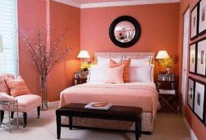 Phụ kiện trang trí cũng giúp ngăn cản nguồn năng lượng xấu giữa hai phòng.